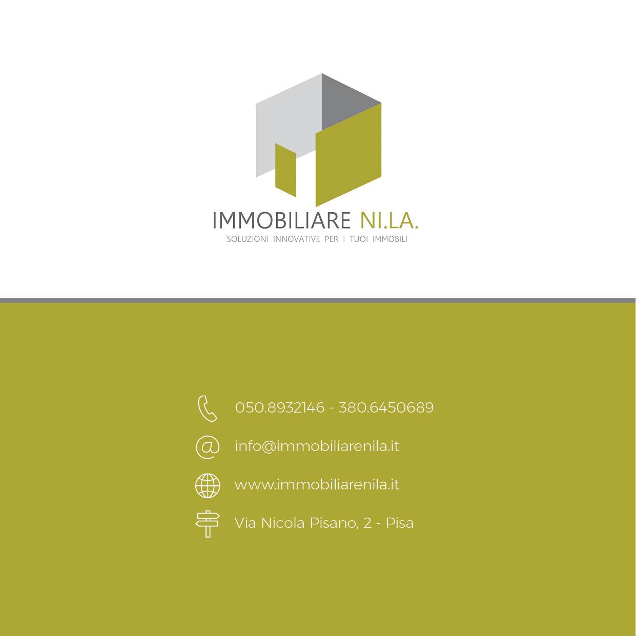 Brochure NiLa - retro