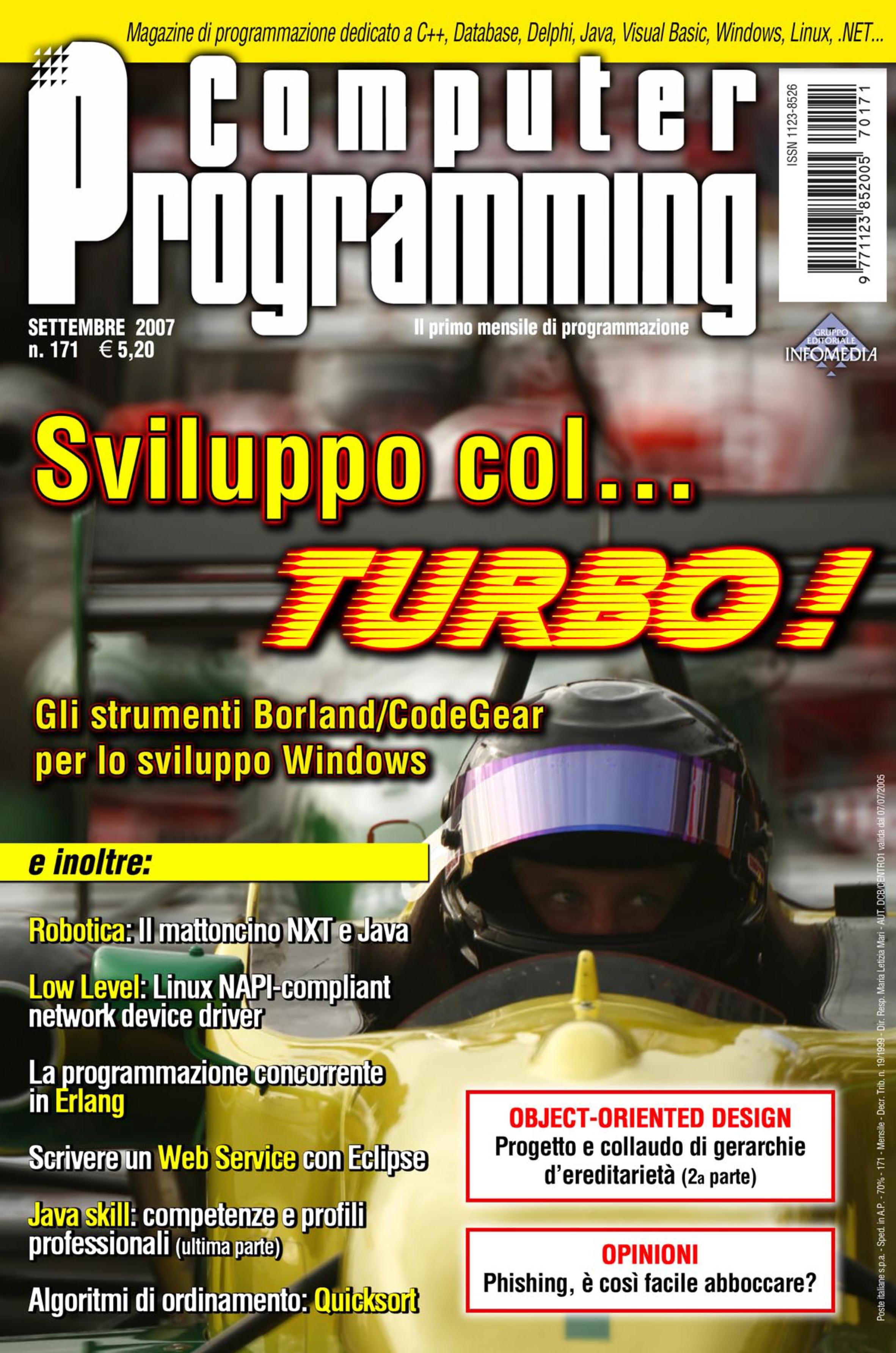 Computer Programming 171 - copertina