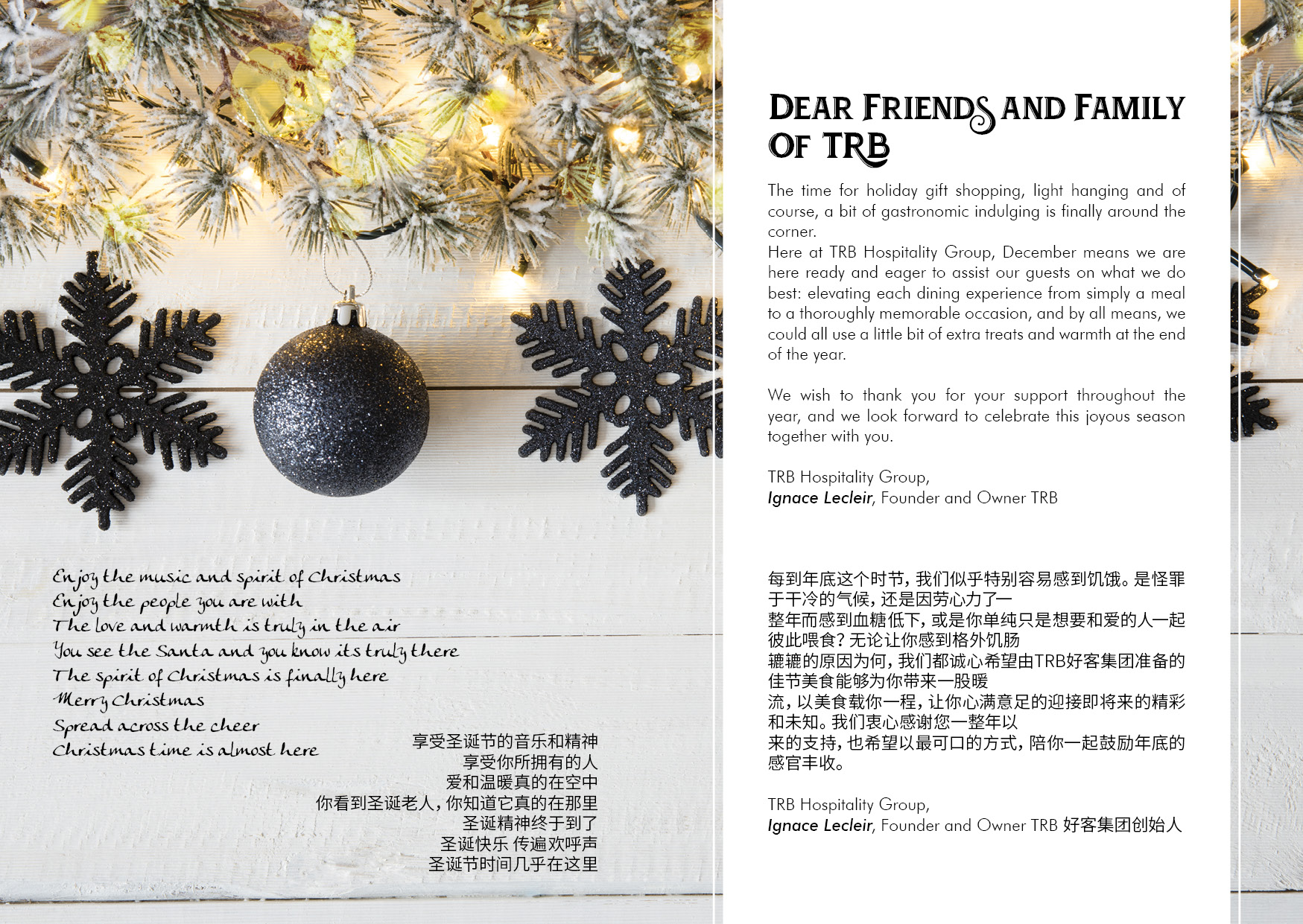 Festive Booklet - pag 2