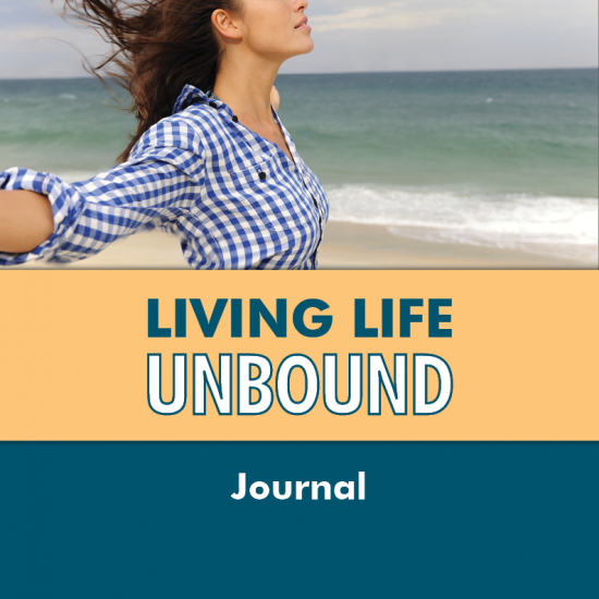 Living Life Unbound Journal - copertina
