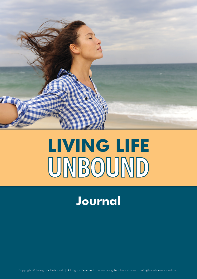 Living Life Unbound Journal - copertina