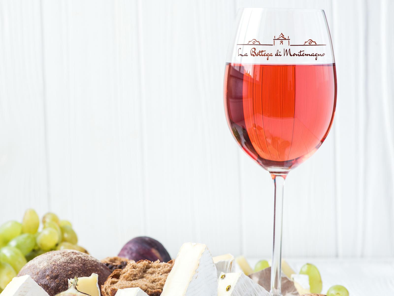 La Bottega di Montemagno - Bicchiere