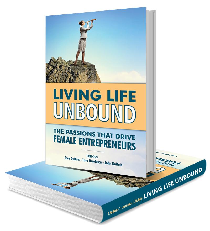 Living Life Unbound - copertina libro