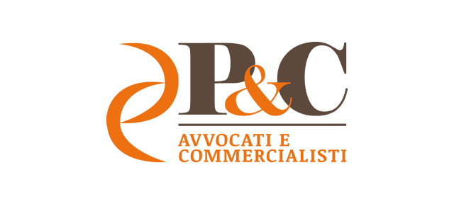 Logo P&C Avvocati e Commercialisti