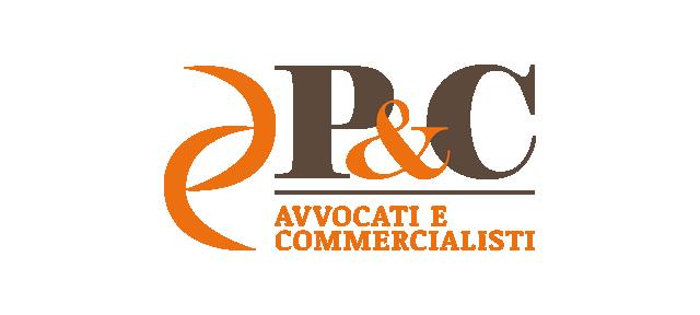 Logo P&C Avvocati e Commercialisti