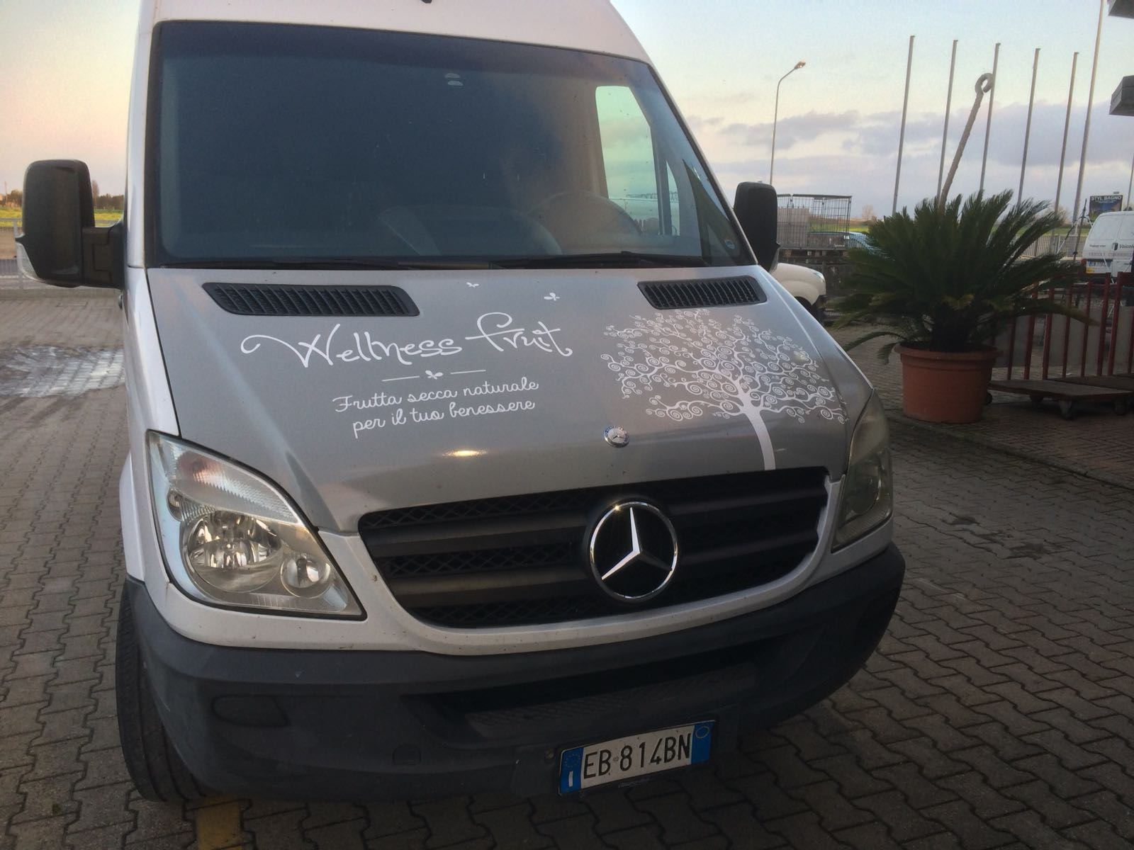 Mercedes-Benz Sprinter - Wellness Fruit