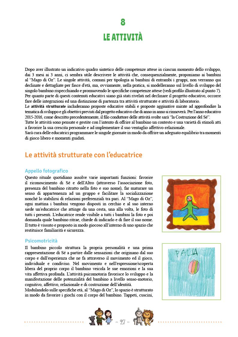 Progetto pedagogico ed educativo - pag27