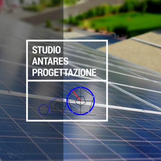 Realizzazione sito web per Antares Progettazione