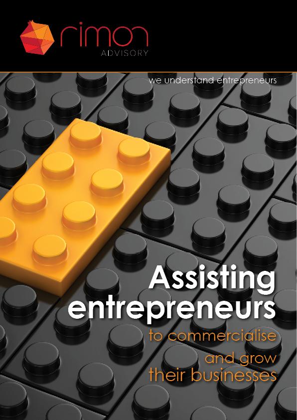 Rimon Advisory executive summary - copertina