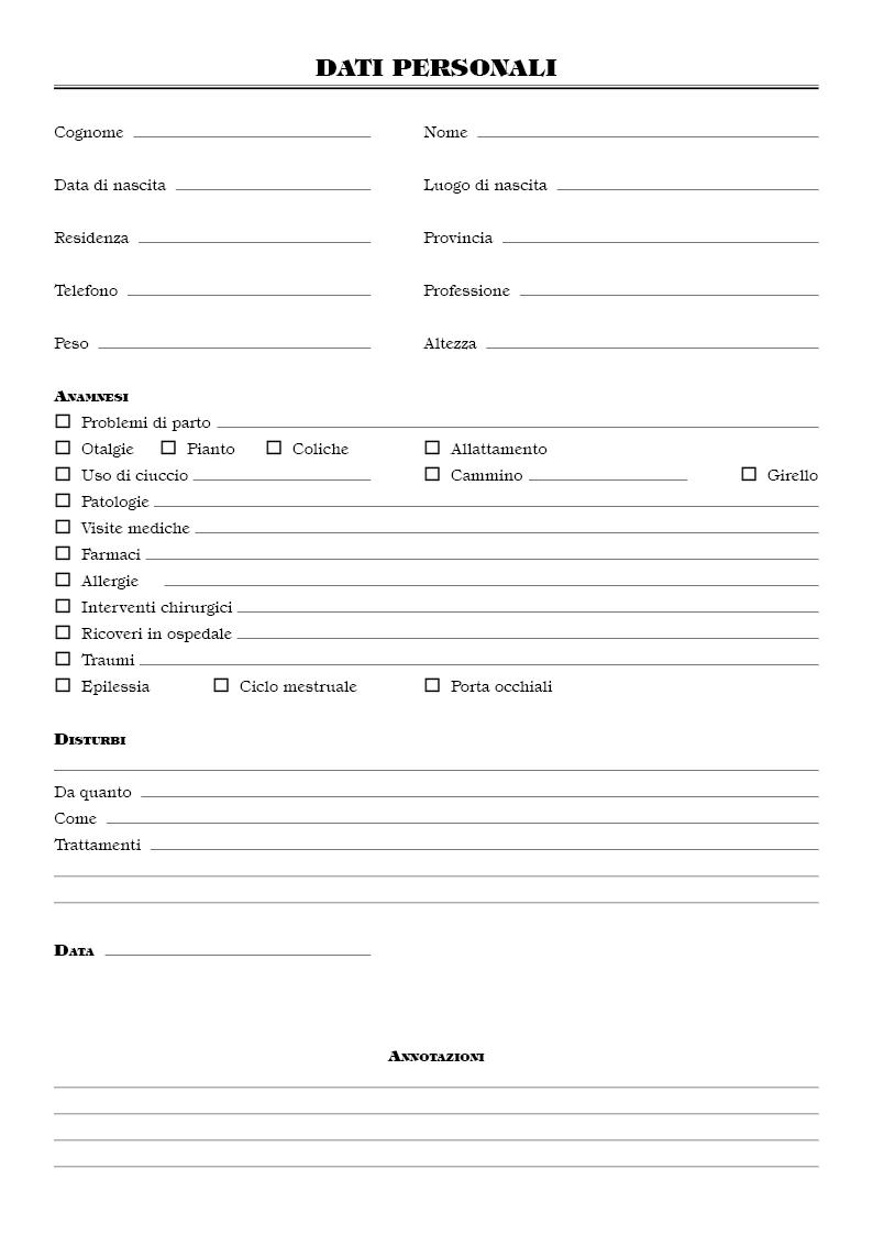 Schede di valutazione - pag3