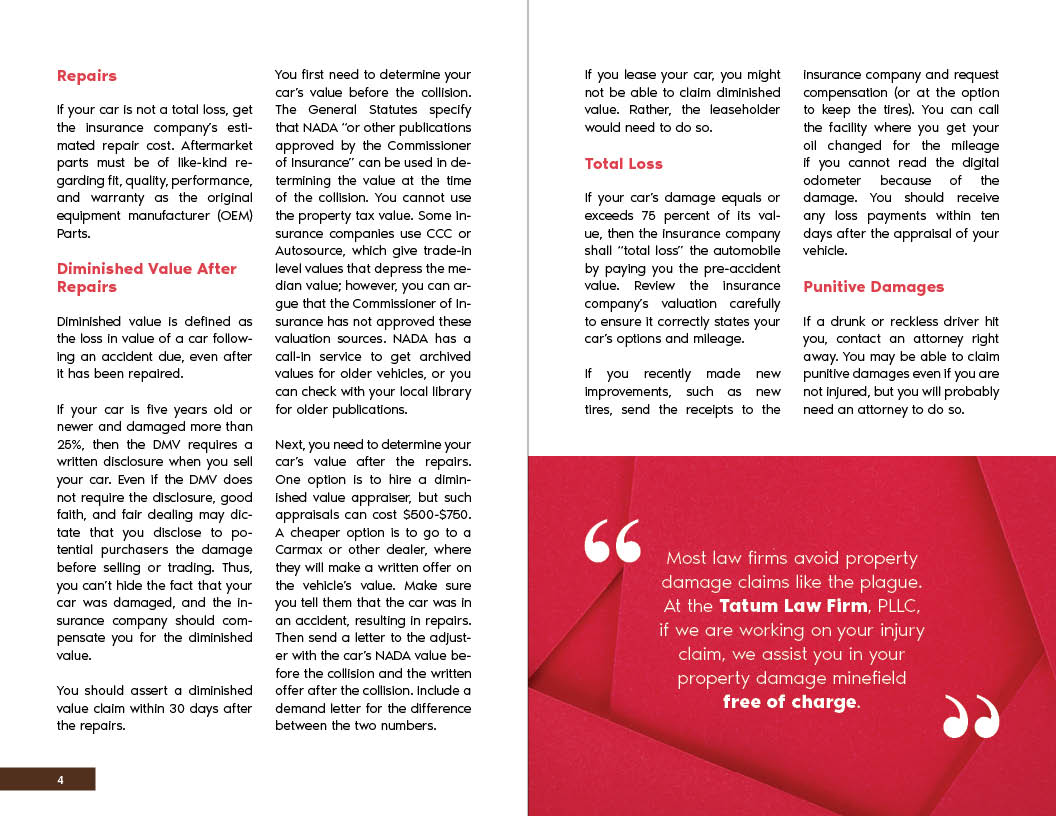 Personal Injury Resource Guide - pag 4/5