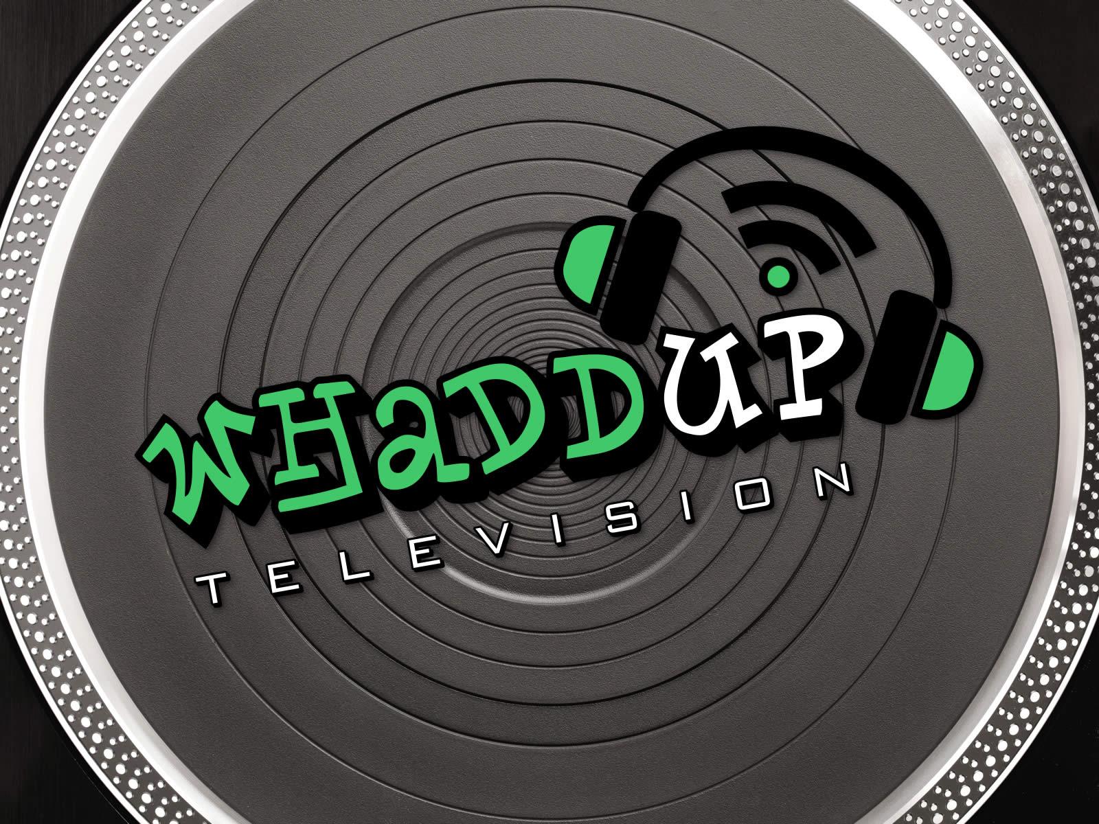 WhaddUp Television - logo
