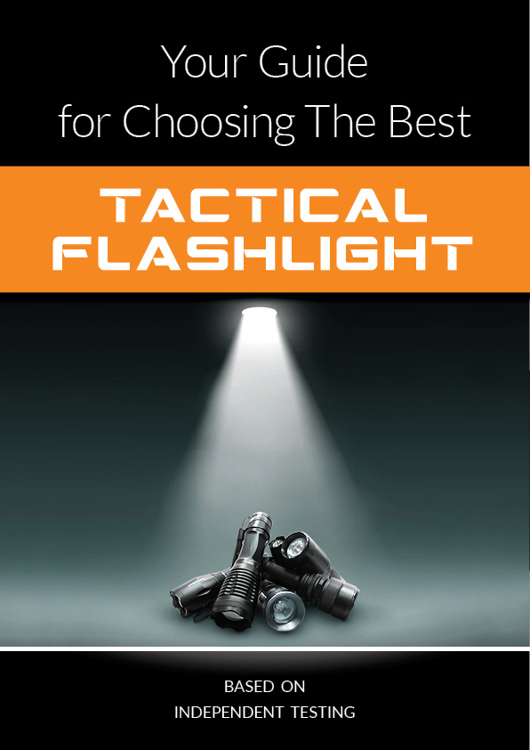 Your guide for choosing the best Tactical Flashlight - cover